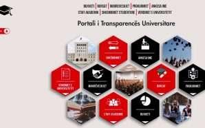 """""""U Transparenca"""", një portal dedikuar studentëve"""