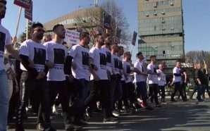 """Dënimi i rojes së parlamentit për """"27 Prillin"""""""