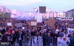 Shoqëria civile kundër Gjukanoviç
