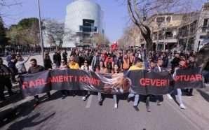 29 të proceduar për protestën e së enjtes
