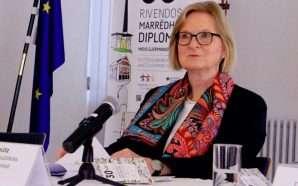 Ambasadorja gjermane: Vazhdojmë të bashkëpunojmë me qeverinë legjitime