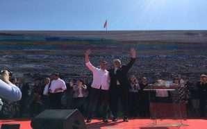 Erion Veliaj, zyrtarisht kandidat për Tiranën