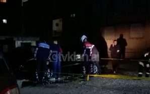 Vlorë, digjet automjeti në pronësi të një gruaje (Video)