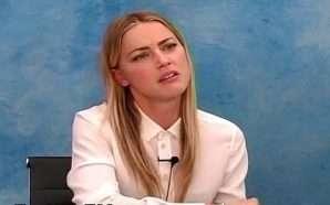 Amber rrëfen dhunën e Johny Depp