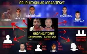 Banda e Muratajt testoi grabitjen 2 muaj para goditjes në…