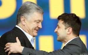 Zgjedhjet presidenciale në Ukrainë si show televiziv