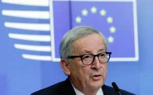 """Juncker zotohet se do të luftojë """"lajmet e rreme"""" para…"""