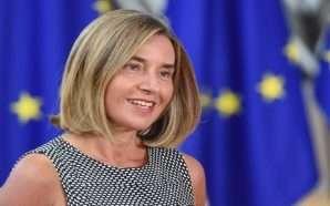 Mogherini: Shqipëria meriton hapjen e negociatave