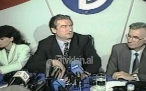 Sali Berisha, konferencë për shtyp (24 tetor 1998)