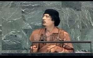 Muammar Gaddafi, jeta dhe vdekja (Video)