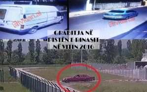 Ekskluzive/ Zbulohen 2 makinat që u përdorën në grabitjen e…