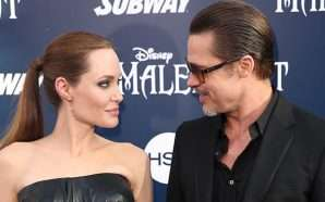 Angelina Jolie dëshiron të rikthehet me Brad Pitt