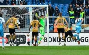 Strakosha vulos fitoren e Lazio