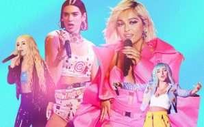 """""""Billboard"""" vlerëson suksesin e artisteve shqiptare"""
