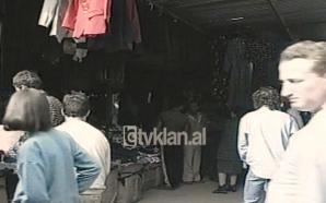 Në tregun e mallrave të Tiranës mungon rendi (24 tetor…