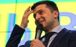 Deri dje president në filma, sot në krye të Ukrainës