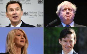 5 emra në garë për pasues të Theresa May