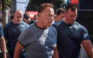 Arnold Schwarzenegger sulmohet në Afrikën e Jugut (Video)