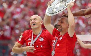Bayern Munich shpallet kampion i Gjermanisë