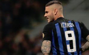 """Icardi """"largon"""" Juventusin"""