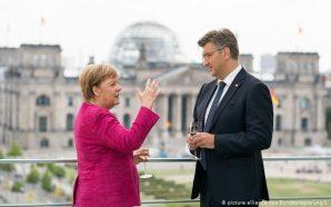 Merkel në Kroaci: Fushatë tek roja e kufirit të jashtëm…