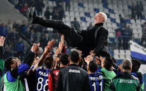 Atalanta në Champions për herë të parë