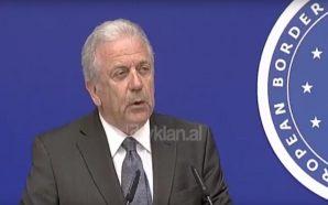 Avramopulos: Shqipëria më pranë BE, frenoni azilantët