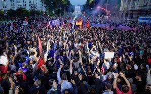 Opozita sërish në protestë më 31 Maj