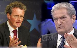 Berisha flet për ambasadorin Borchardt: Opozita e konsideron të lidhur…