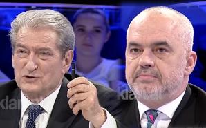 """Berisha në """"Opinion"""": Me Ramën nuk mund të ketë zgjedhje…"""