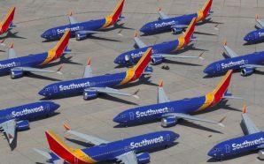 Boeing pohon se kishte defekt