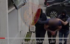 I kërkuar për vrasje në Gjermani, arrestohet në Tiranë