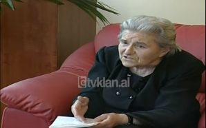 Liri Belishova intervistë për komunizmin dhe eliminimin e kundërshtarëve të…