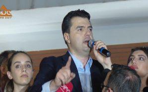 Lulzim Basha mbyll protestën: Sakrifikojmë gjithçka për votën e lirë
