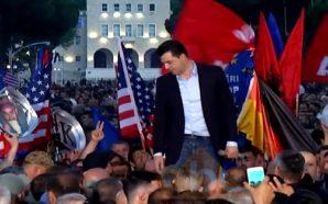 Gjesti fisnik i Bashës gjatë protestës për agjërimin e besimtarëve…