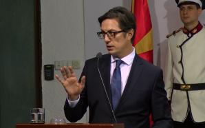 """Pendarovski, thirrje BE: """"Na shkëpusni"""" nga Shqipëria"""