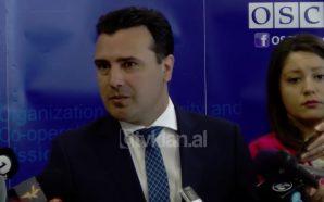 Zaev kërkon datë për negociatat