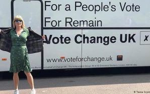 Zgjedhjet evropiane në Britaninë e Madhe