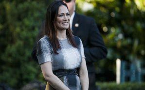 Stephanie Grisham, Sekretarja e re e Shypit e Shtëpisë së…