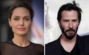 Keanu Reeves dhe Angelina Jolie në një lidhje?