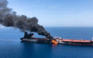 Tensione SHBA-Iran për anijet e djegura