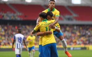 Brazili e nis me fitore Copa America