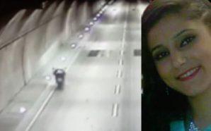 Fundi tragjik i 22-vjeçares me motor (video)