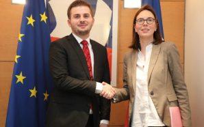 Cakaj në Paris takon Sekretaren e Shtetit për Çështjet Europiane