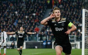 De Ligt drejt Juventus