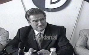 Sali Berisha refuzon të dëshmojë për çeshtjen Hajdari (03 Nëntor…
