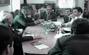 Parlamentaret në bazë për referendumin e Kushtetutës (04 Nëntor 1998)