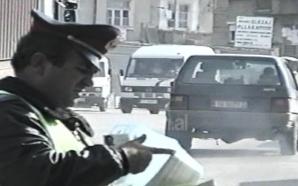 Policia Rrugore kontroll për gjobat e papaguara të shoferave (04…