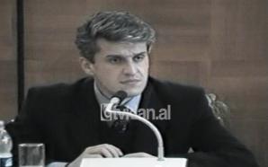 Kryeministri Majko takim me prefektët (05 Nëntor 1998)