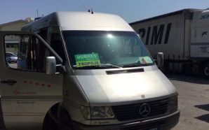 Kosova ndalon furgonët tranzit